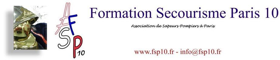 Formation Secourisme Paris 10